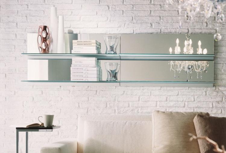 Зеркало - Материалы для настенных полок