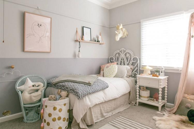 Флизелиновые обои - Виды обоев для детской комнаты
