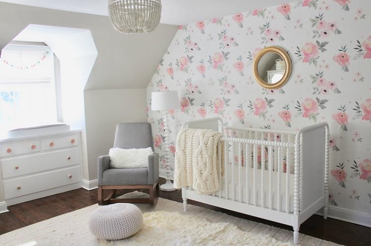 Акриловые обои - Виды обоев для детской комнаты