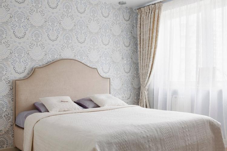 Бумажные обои - Виды обоев для спальни