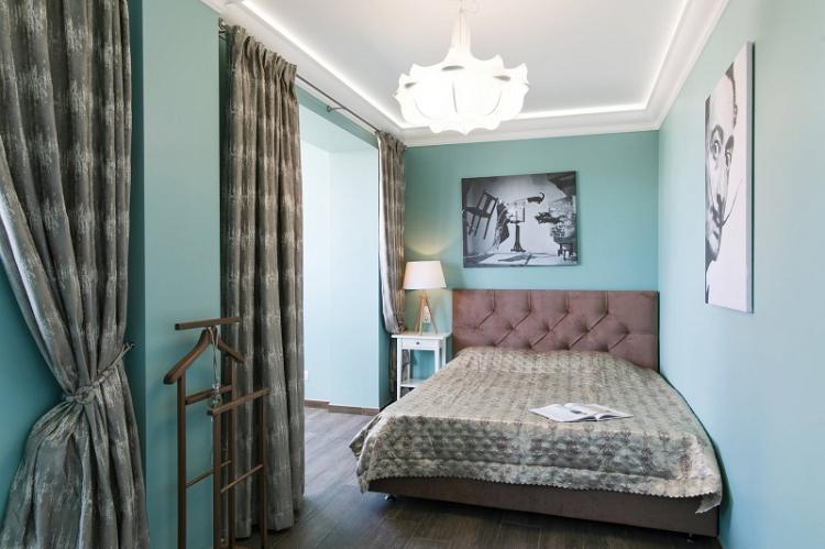 Стеклообои - Виды обоев для спальни