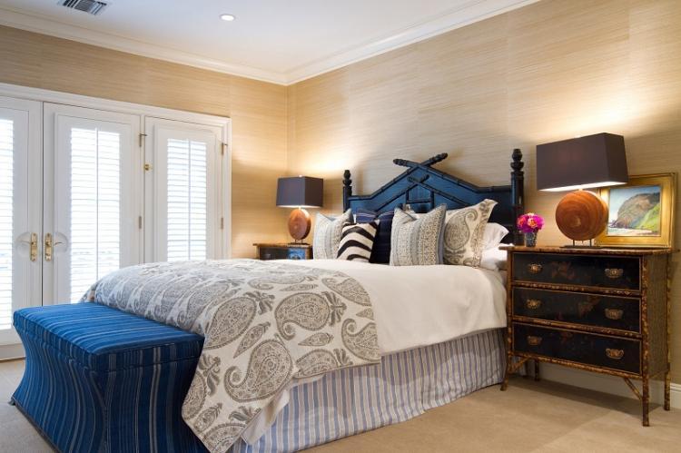 Бамбуковые обои - Виды обоев для спальни