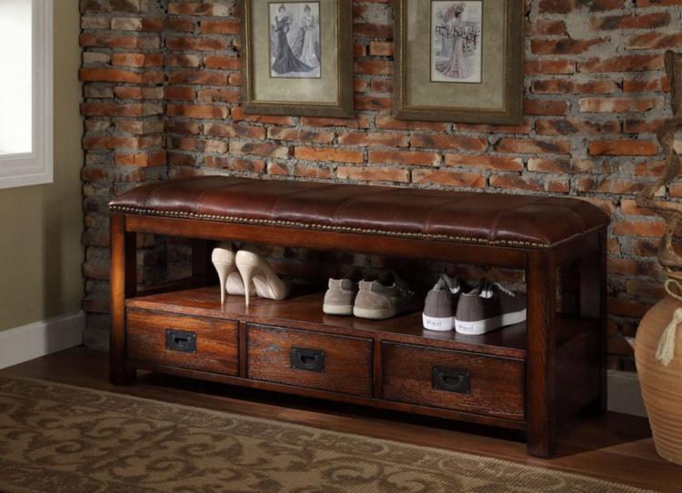 Материалы для изготовления обувницы в прихожую