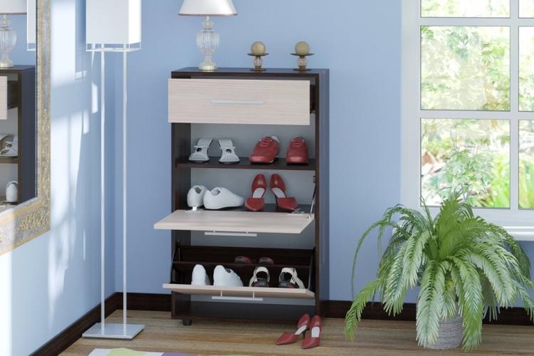 Обувница в прихожую - фото-идеи