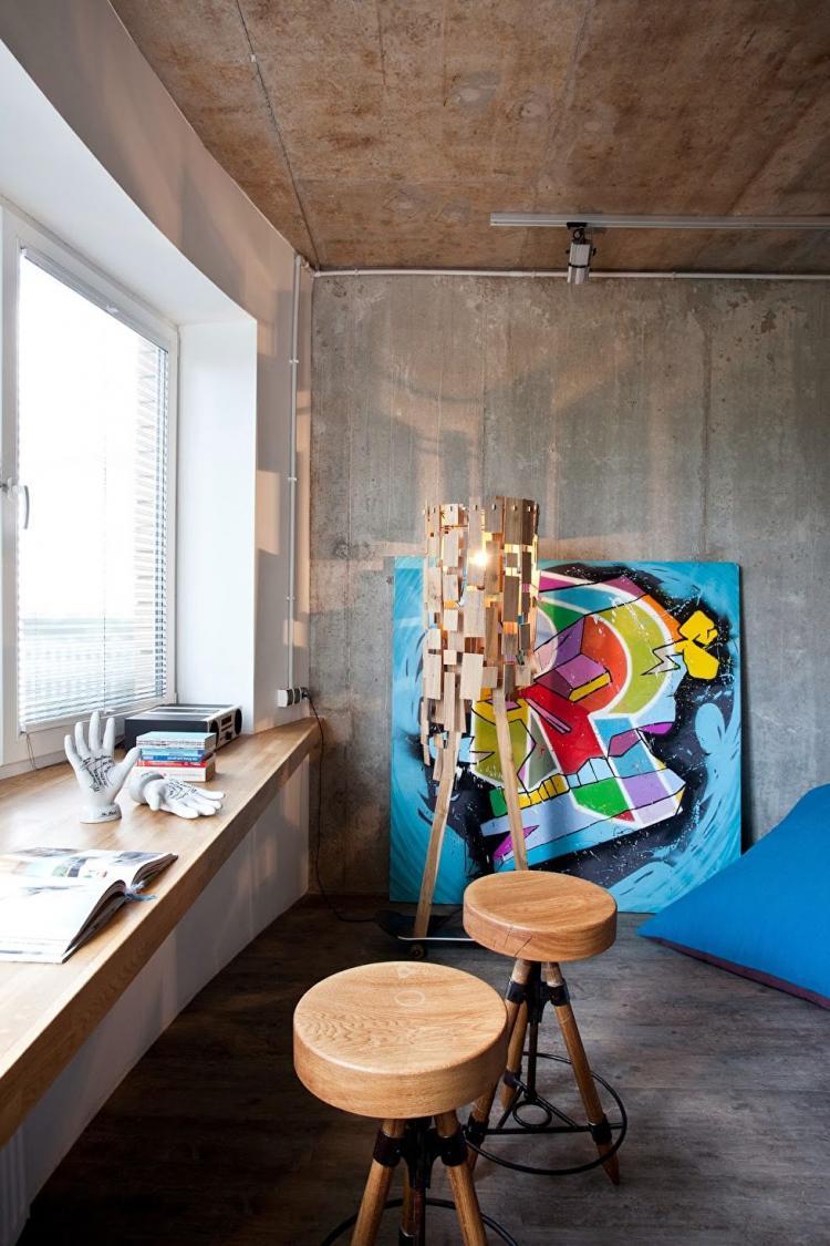 Однокомнатная квартира в Красногорске, 47 кв.м. - дизайн интерьера