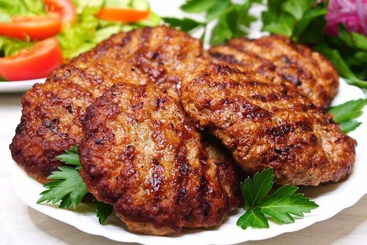 Отбивные из говядины - классический рецепт