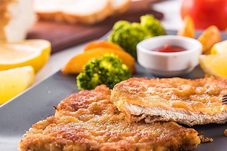 Отбивные из свинины в апельсиновом маринаде - рецепты