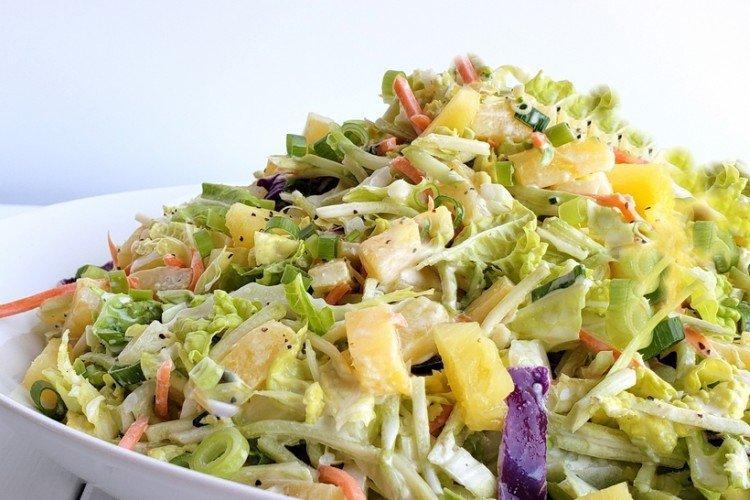 Овощной салат Гималаи - рецепты