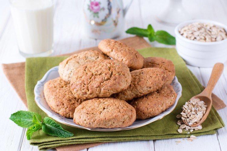 печенья рецепты в домашних условиях духовке
