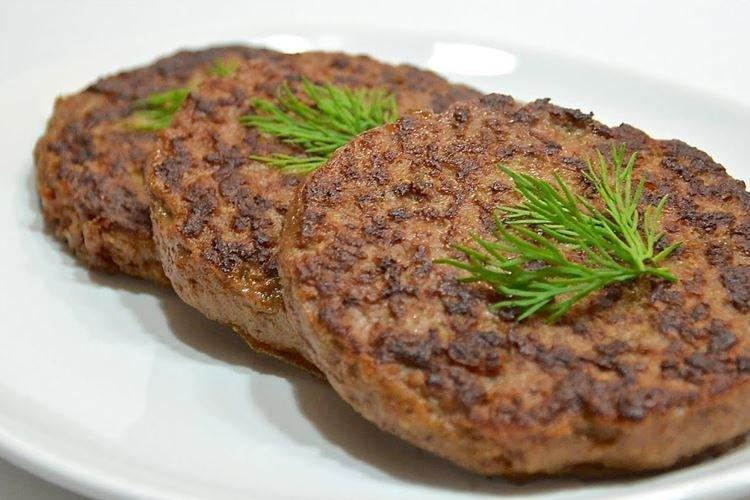 Котлеты из говяжьей печени - рецепты