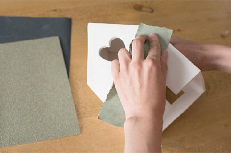 Подсвечник-фонарик - Подсвечники из полимерной глины своими руками
