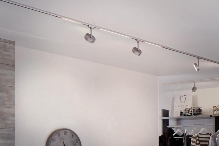 Треки - Освещение и подсветка подвесного потолка