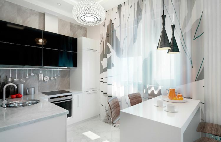 Проект квартиры в ЖК «Путилково»