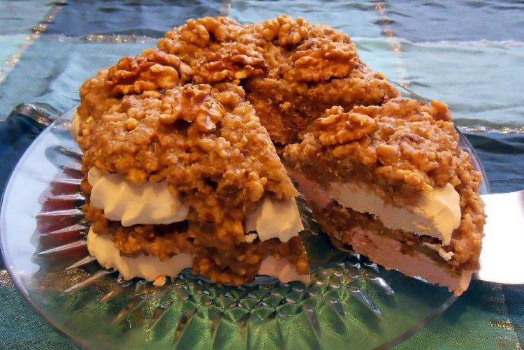 Торт «Зефирное облако» в домашних условиях - рецепты