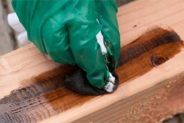 Подсвечник из деревянного бруска - Рукоделие для дома