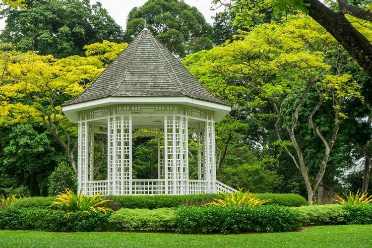 Выбор места - Садовые беседки