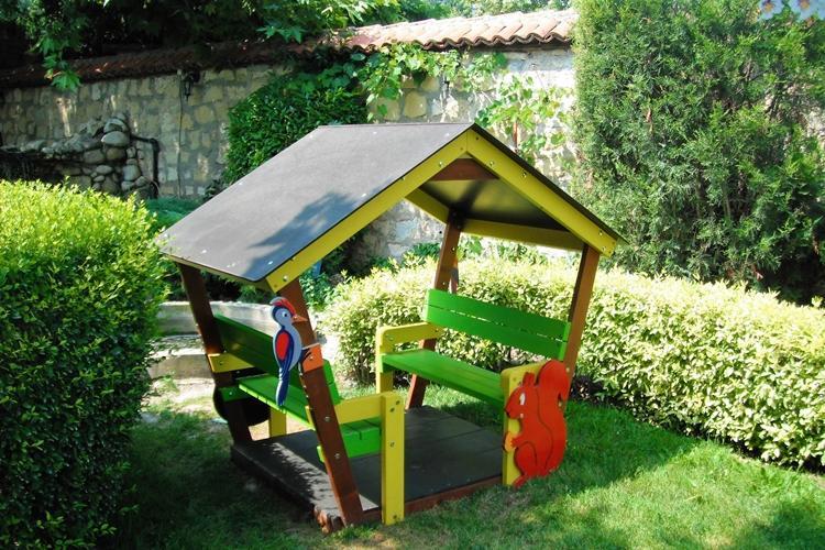 Беседки для детей - Садовые беседки