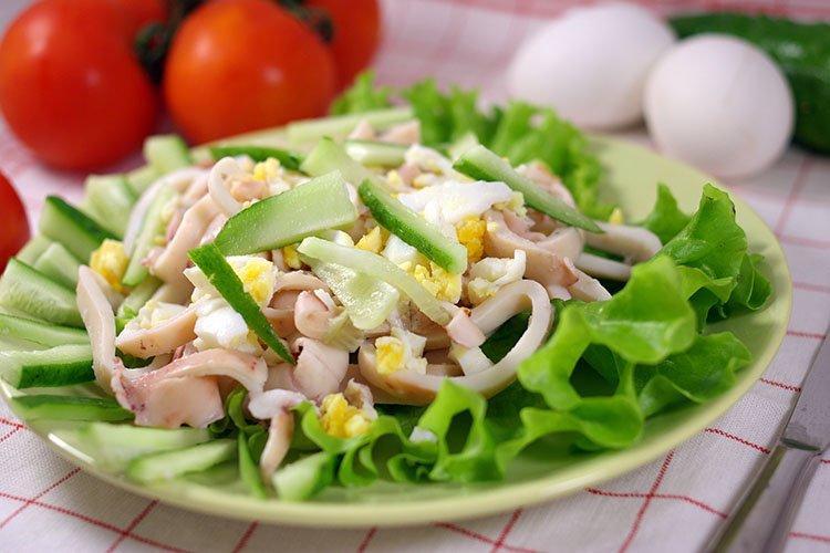 Салат на день рождения - рецепты