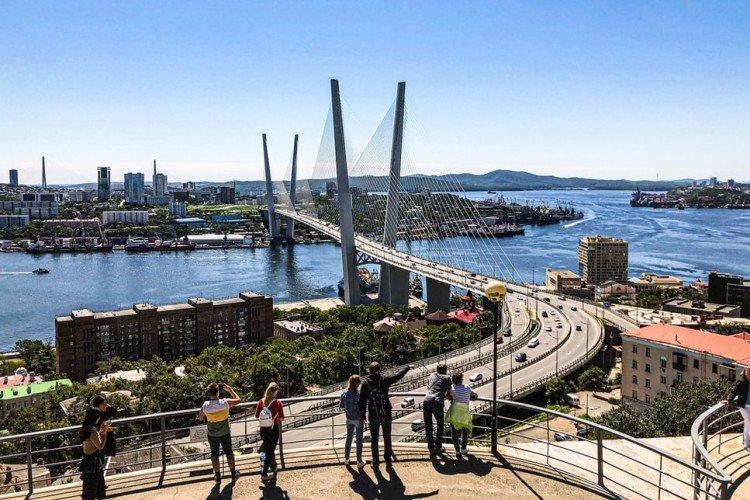 Владивосток - Самые красивые города России