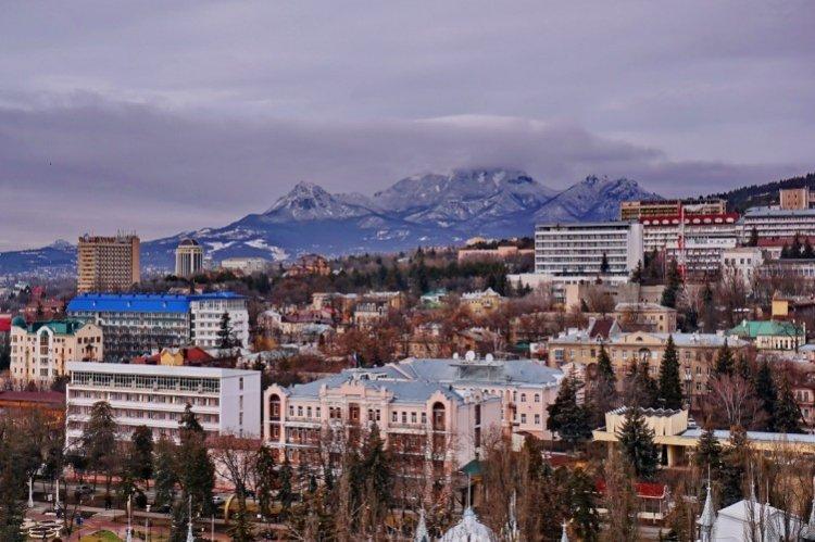 Пятигорск - Самые красивые города России