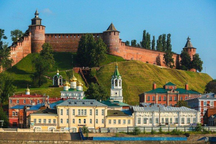 Нижний Новгород - Самые красивые города России