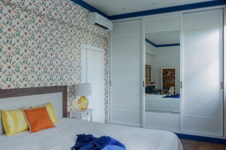 Шкаф-купе в спальню - модели и фото