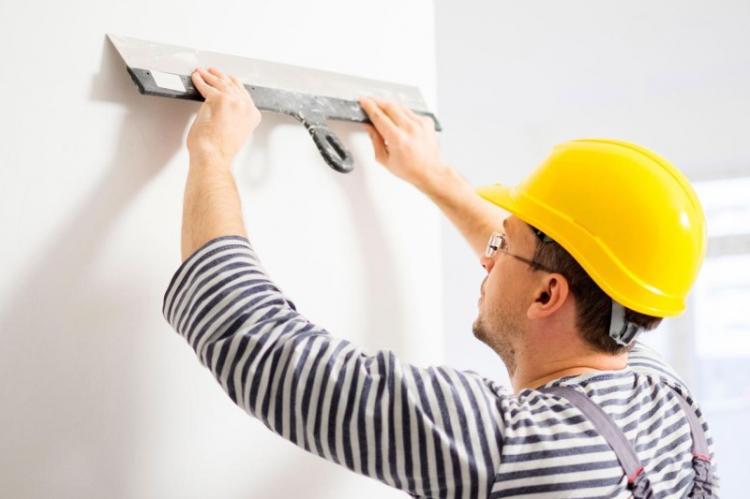 Шпаклевание стен - Шпаклевка или шпатлевка