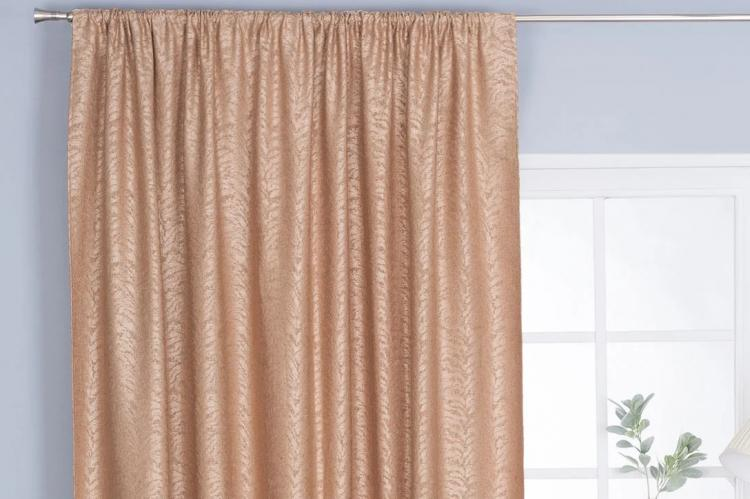 Кулиса - Способы крепления штор для гостиной