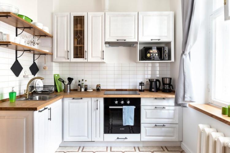 Шторы для кухни (65 фото): виды, красивые идеи