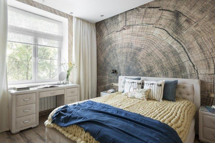 Какую ткань выбрать - Шторы для спальни