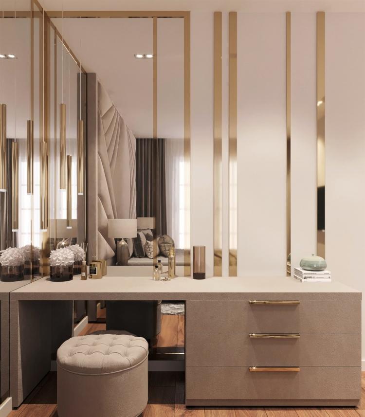 Спальня «Гармония и стиль» - дизайн интерьера