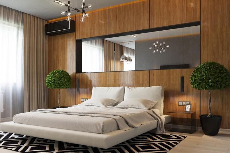 Спальня «Линии стиля»
