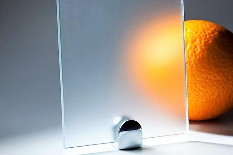 Матовое стекло - Стеклянные перегородки в квартире