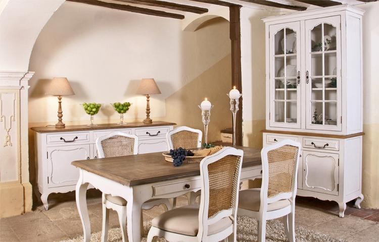 Мебель - Стиль прованс в интерьере
