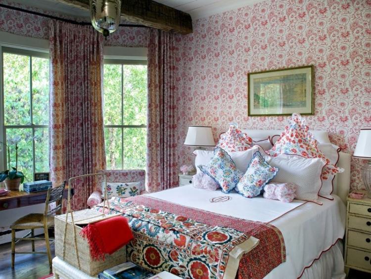 Текстиль и декор - Стиль прованс в интерьере