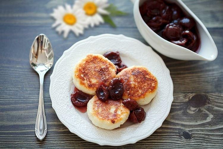Классические сырники - Рецепты сырников из творога на сковороде
