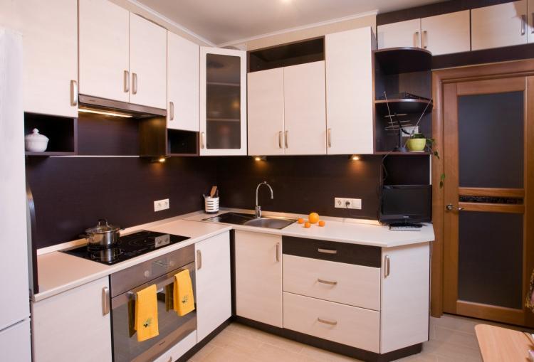 Основные особенности - Угловые кухни