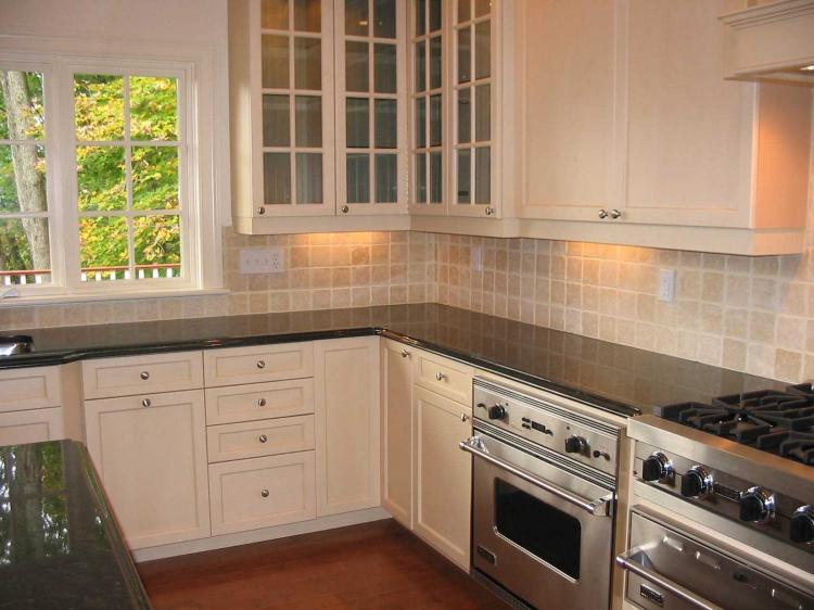 Рабочая поверхность - Угловые кухни