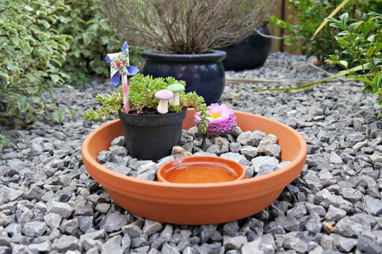 Стиль - Украшения для сада своими руками