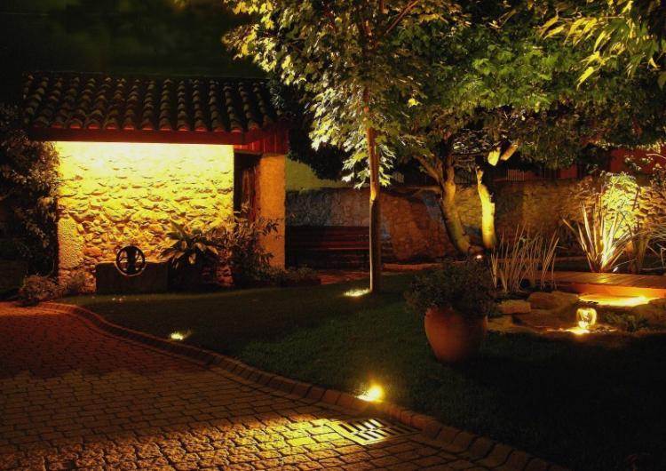 Садовое освещение - Украшения для сада своими руками