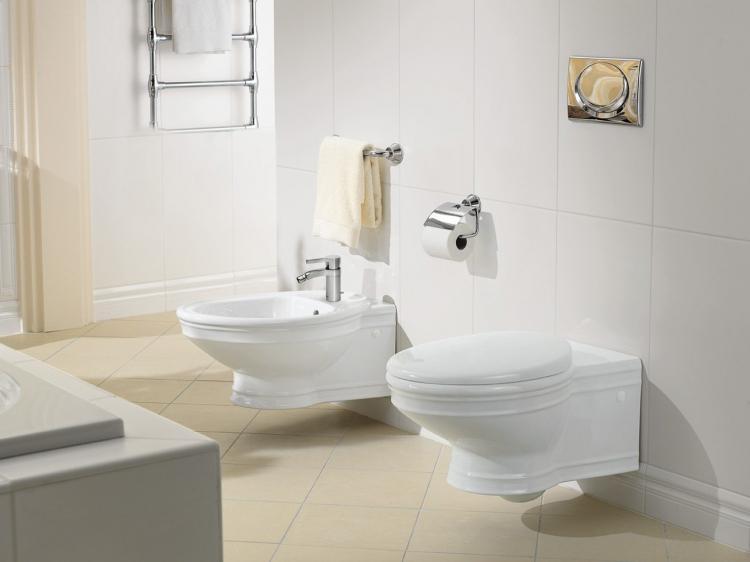 Унитаз - Дизайн ванной комнаты в хрущевке