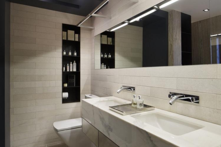 Особенности - Дизайн ванной комнаты в современном стиле