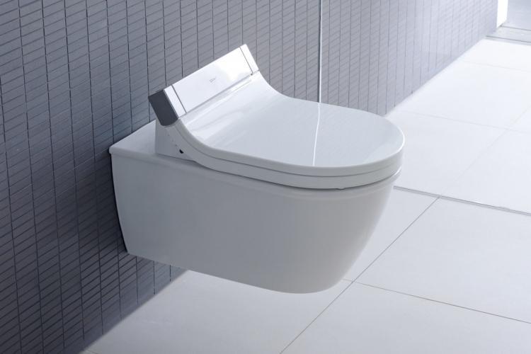 Унитаз - Сантехника для ванной комнаты в современном стиле