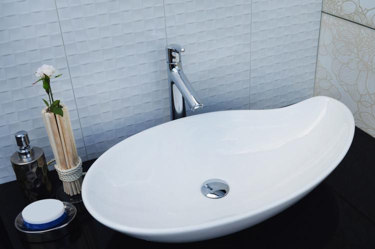 Раковина - Сантехника для ванной комнаты в современном стиле