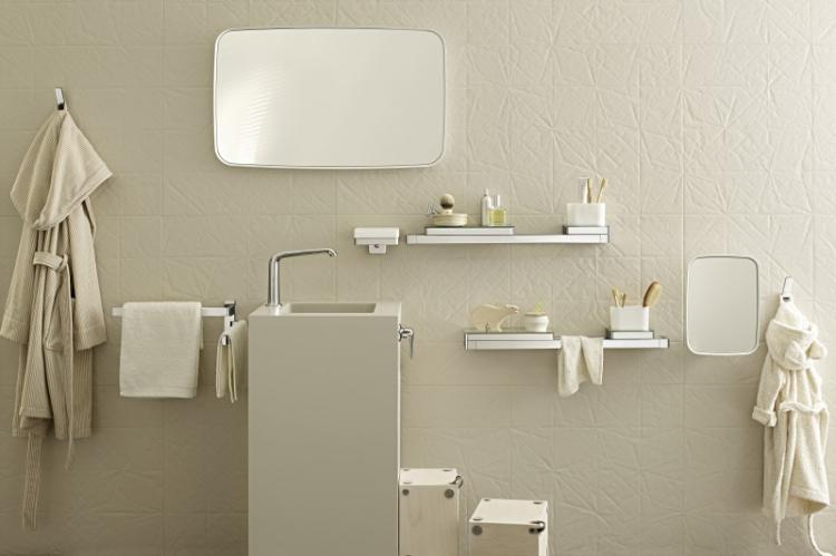 Декор и освещение - Дизайн ванной комнаты в современном стиле