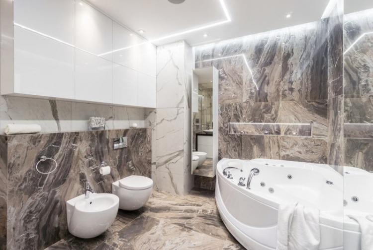 Ванная комната «Various»