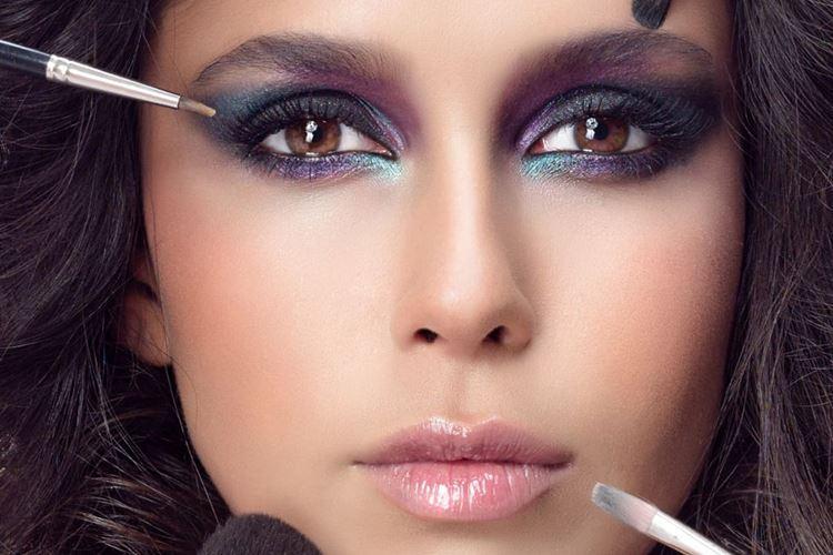 Вечерний макияж: пошаговые уроки (70 фото)