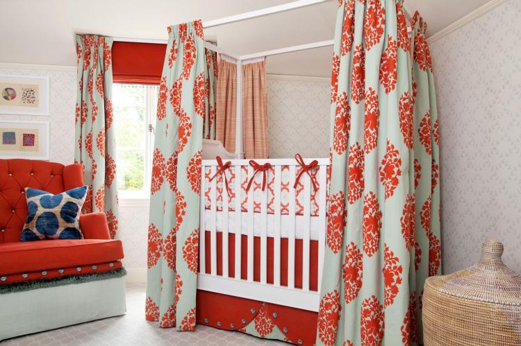 Куда поставить детскую кроватку - Как зонировать комнату для родителей и ребенка