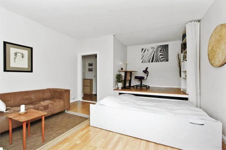 Подиум - Способы зонирования комнаты