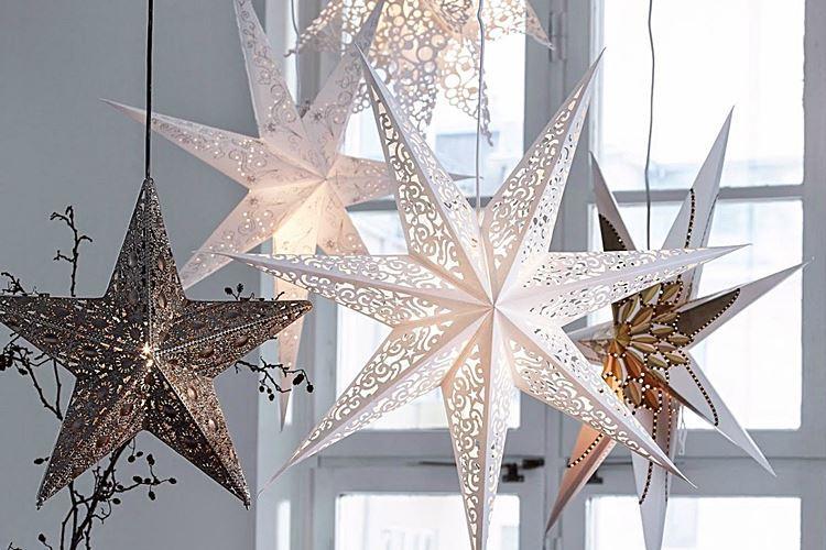 Звезда на елку своими руками: 8 пошаговых идей (фото)
